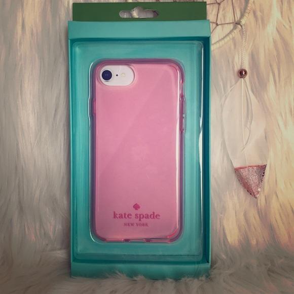 ♠️ Kate Spade flexible iPhone 8/7/6s/6 case